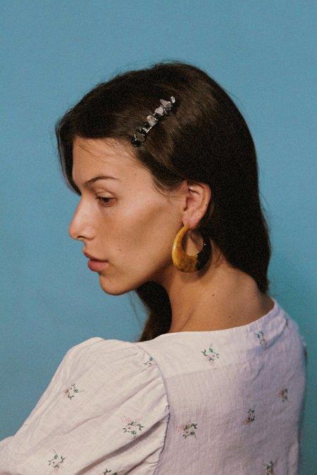 Valet Studio Paige Earrings - Yellow