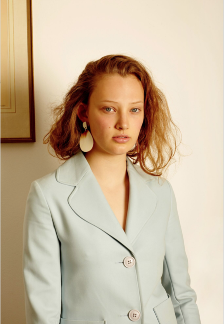 Valet Studio Pandora Earrings - Natural