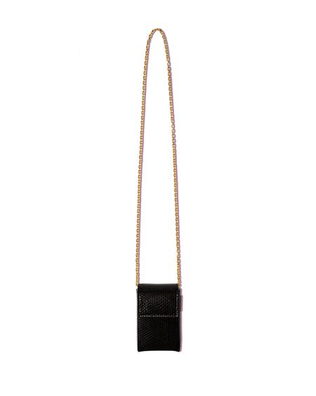 Tubici Los Angeles XL Neck Bag - Black