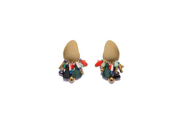 Lizzie Fortunato Art Class Earrings