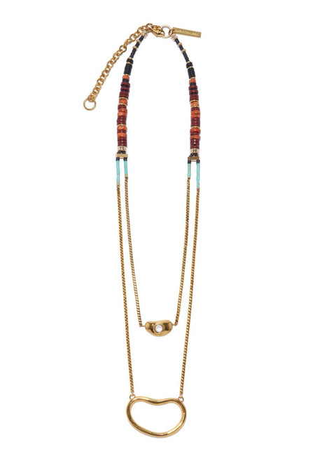 Lizzie Fortunato Tangier II Necklace
