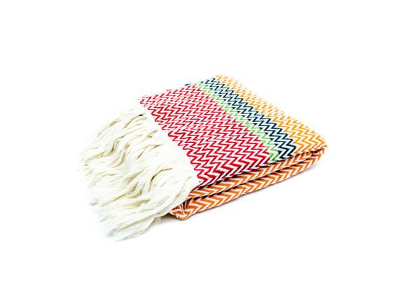 Mandal Veveri Fusa Bunad Blanket