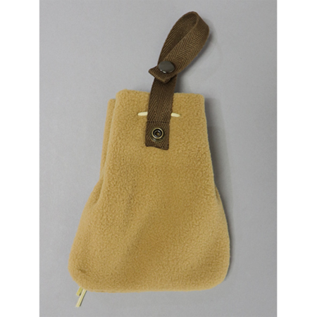 Mountain Research Stag Pouch - Beige