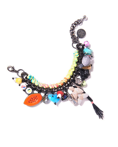 Venessa Arizaga Om My Gosh Bracelet