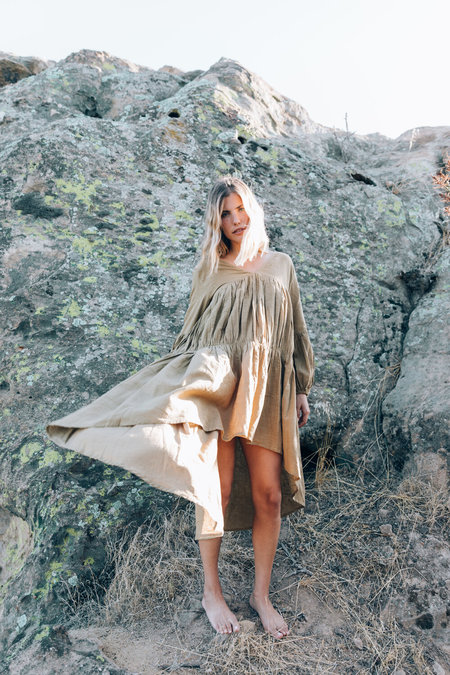 A Perfect Nomad To The Moon Dress