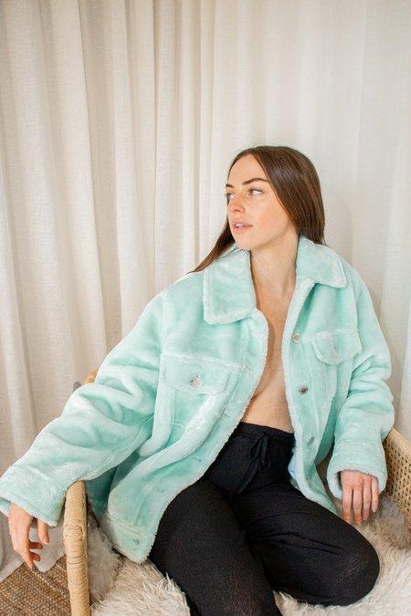 2NDDAY Maida Faux Fur Jacket