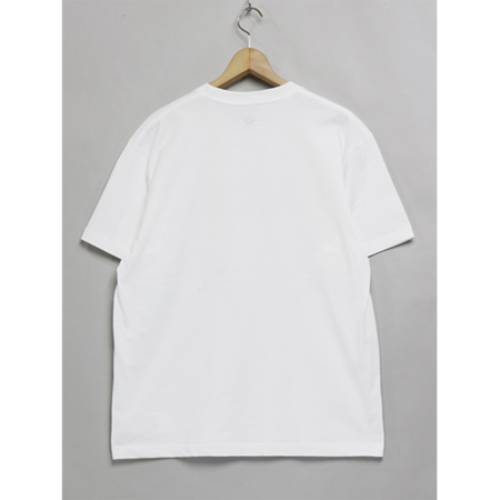 Mountain Research HENRY Short Sleeve T-Shirt - White