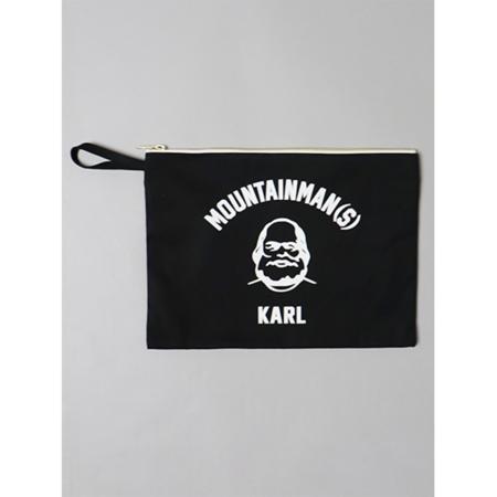 Mountain Research Pouch / KARL - Black