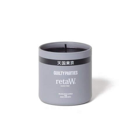 Wacko Maria retaW / Fragrance Candle - Grey