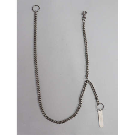 Mountain Research Wallet Chain - Titanium