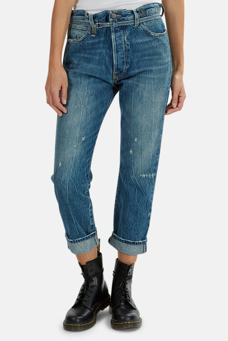 R13 Paperbag Hayden Jeans - Kelly