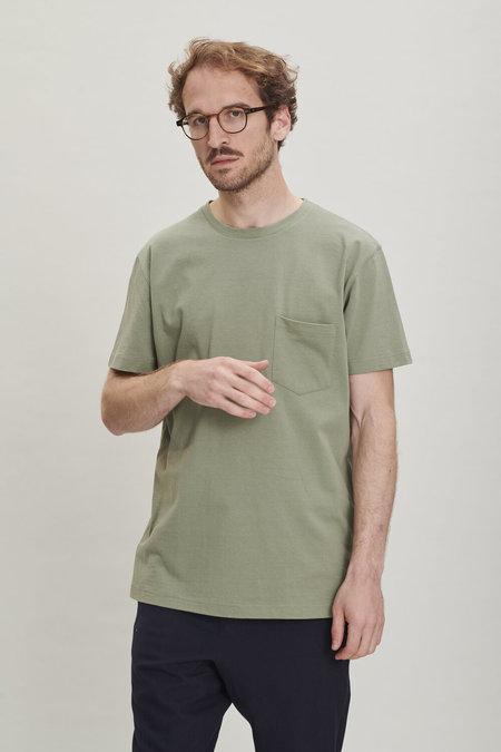 Delikatessen Japanese Jersey T-Shirt - Sage