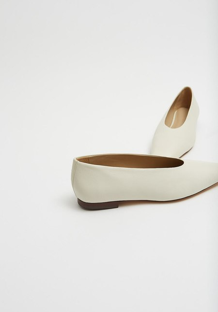 Mari Giudicelli Daiana Ballerina Shoe - Lily