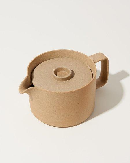 Hasami Porcelain Tea Pot - Natural