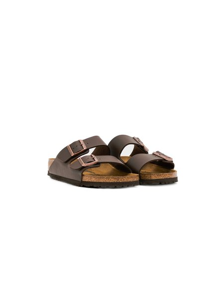Birkenstock Arizona Sandals - Dark Brown