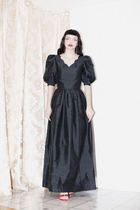 [PRE-LOVED] Silk Princess Dress