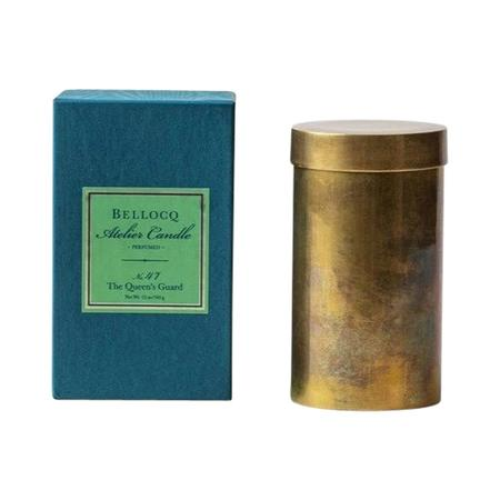 Bellocq Atelier Brass Candle