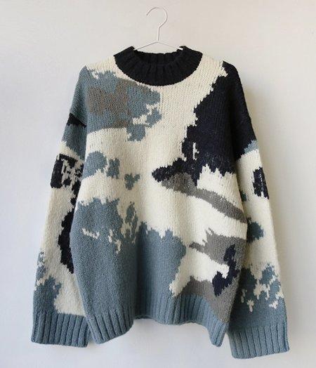 JOWA. Chunky Alpaca Sweater