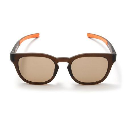 F.C. Real Bristol Square Sunglasses - Matte Light Brown/Brown