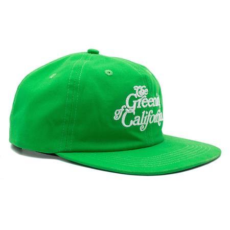 Mister Green Greening Cap - Green