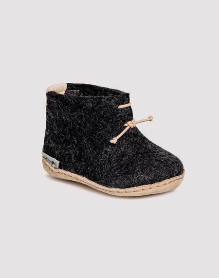 Kids Glerups Wool Baby Boots