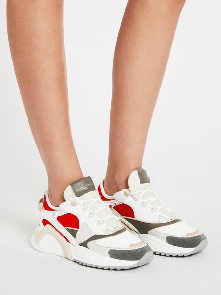 Philippe Model Eze Satin Sneaker