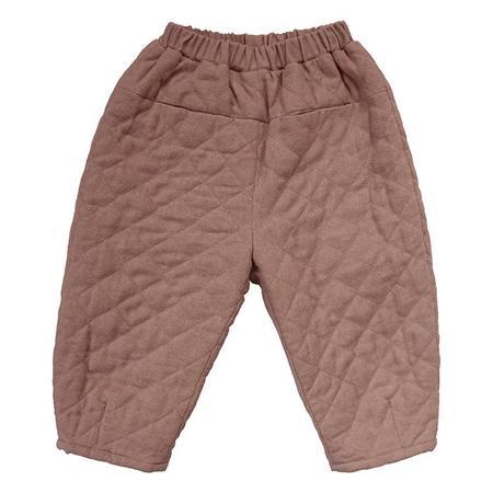 Kids Tambere Quilted Pants - Light Plum Purple