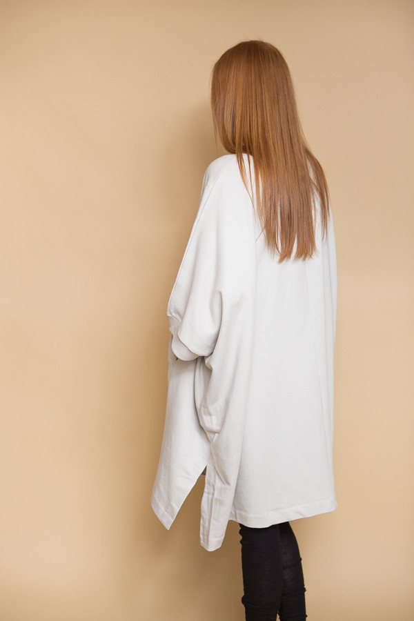 Kowtow Place To Be Cape - Ivory