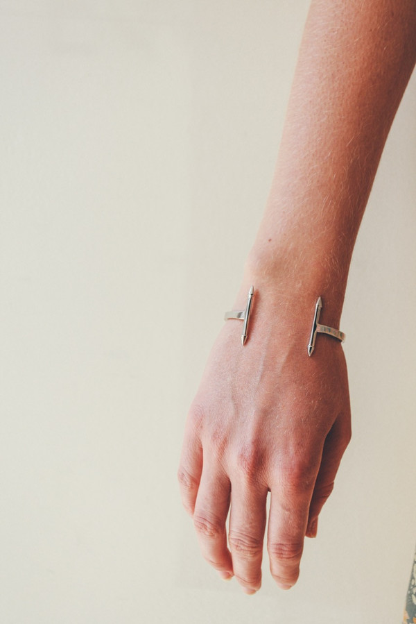 Anita K Play With Fire Cuff (Rose Gold, Rhodium, or Yellow Gold)