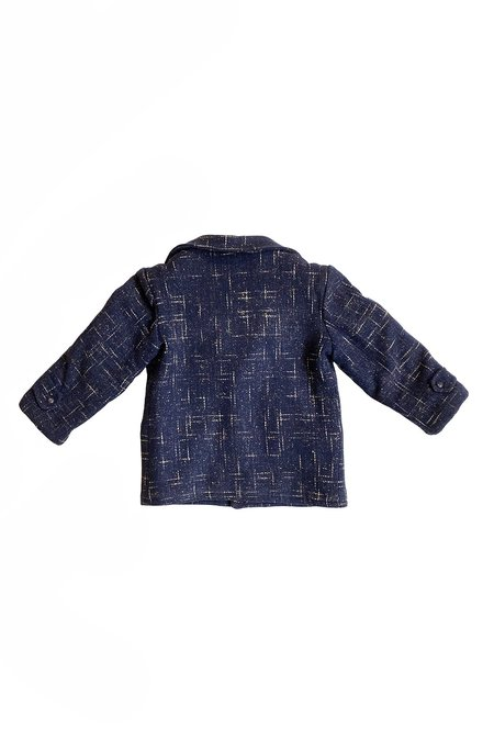 〚Pre - Owned 〛Vintage Tweed Short Jacket