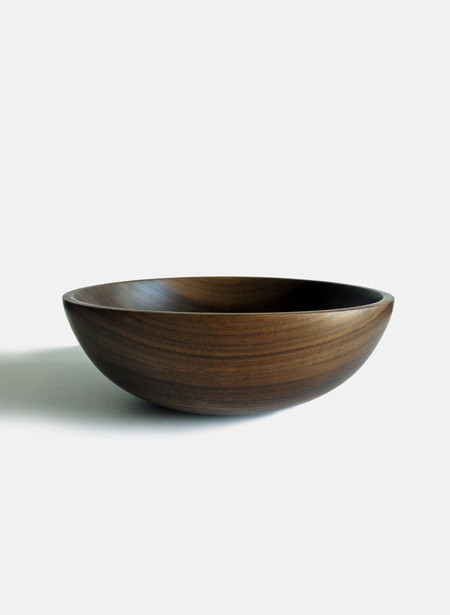 Silvia Song Medium Walnut Bowl