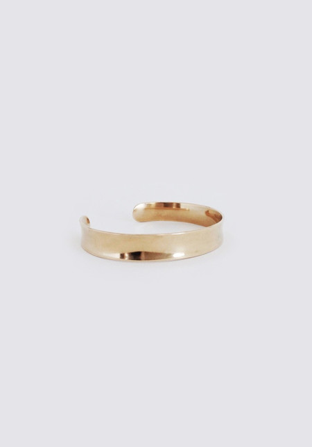 The Things We Keep Pontou Cuff - SOLID BRASS