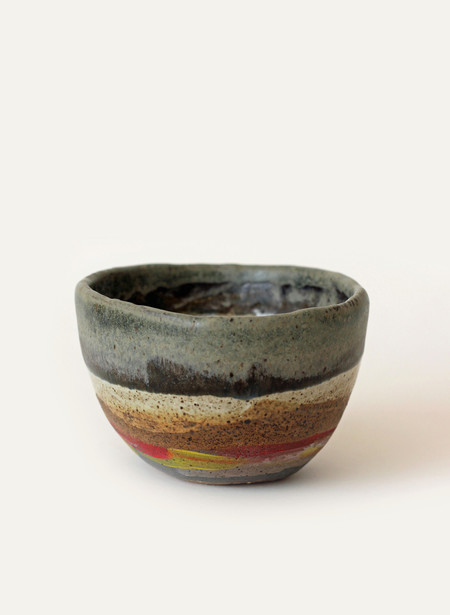 Shino Takeda Small Round Ceramic Bowl