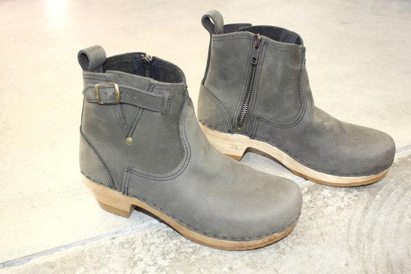 No.6 Buckle Boot