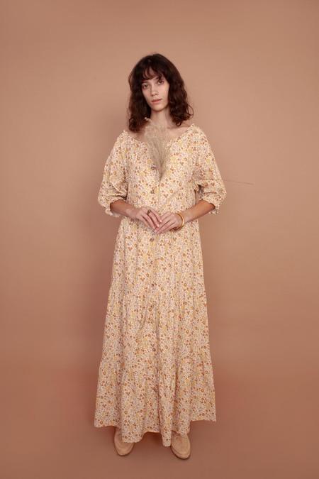 Meadows Nerine Dress - Vintage Country Floral