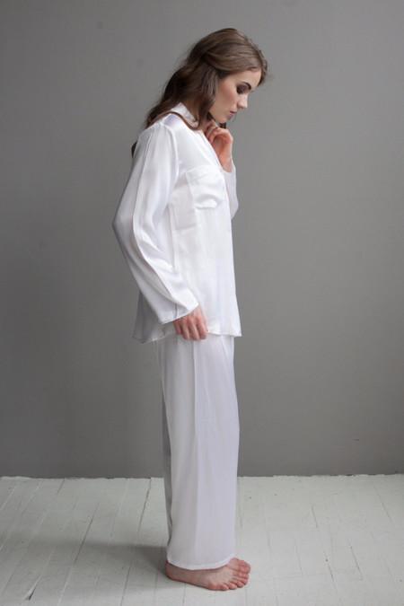 Salua Classic Silk Pajama