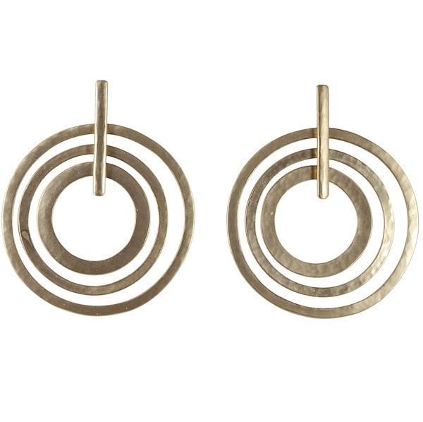 the 2 bandits Dart Earrings
