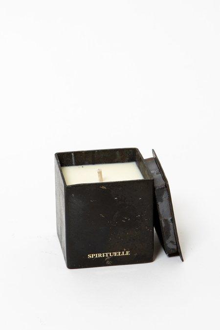 Mad et Len Spirituelle Black Block Candle