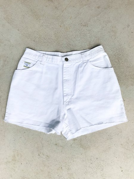 Preservation Vintage Levi Mid Length Denim Shorts