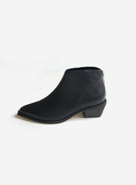 Wal & Pai West Bootie - Black