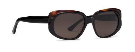 Carla Colour Leia Sunglasses - Blacktort