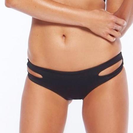 L Space Estella Bikini Bottom - Black