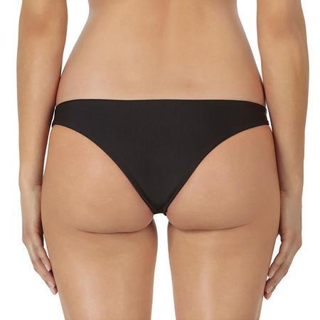 Mikoh Miyako Skimpy Bikini Bottom - Black