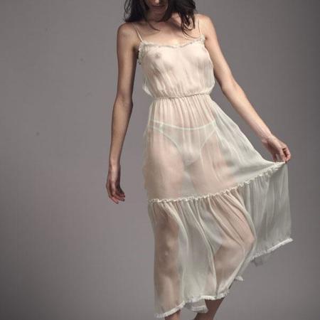 Taryn Winters Aya Nightgown - Mist