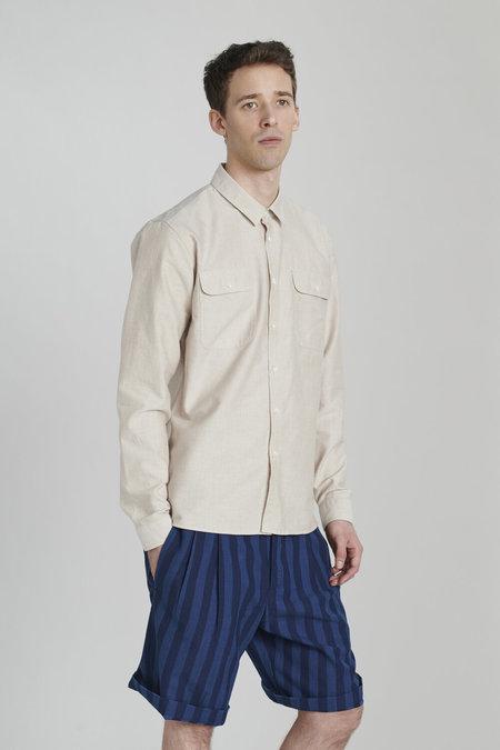 Delikatessen Oxford Shirt - Beige