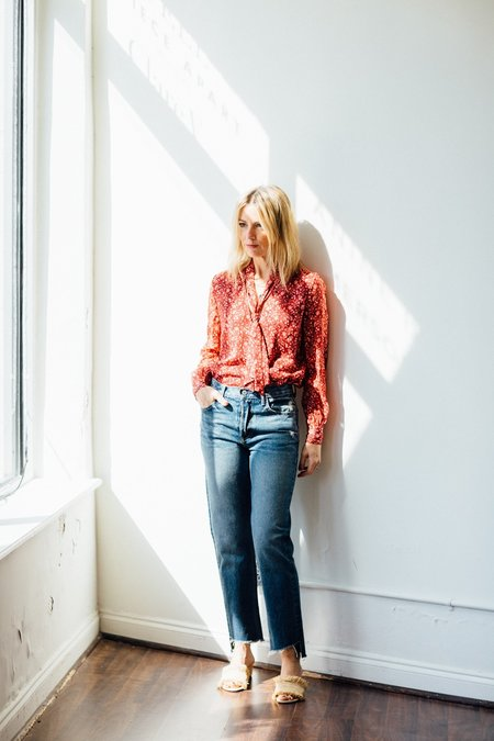 GRLFRND Helena Crop Jeans - Close to You