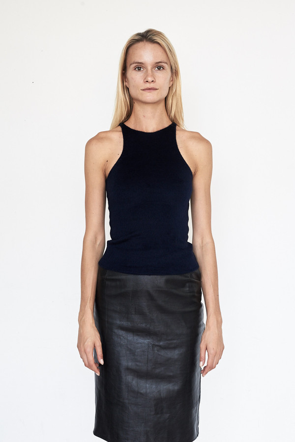 Assembly New York Interlock Tank Top