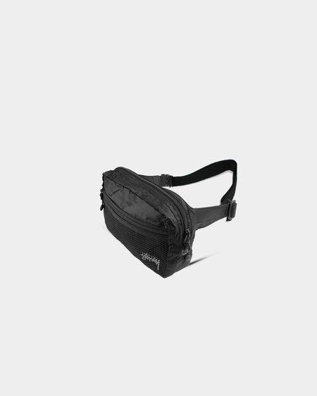 Stussy Light Weight Waist Bag - Black