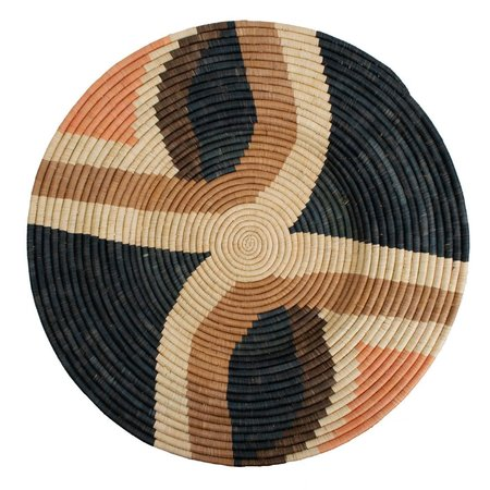 Kazi Handwoven Large Wall Plate
