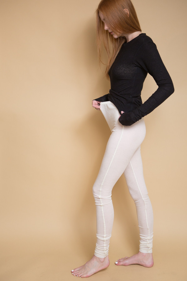Can Pep Rey Skinny Leggings - Snow White